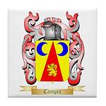 Camper Tile Coaster