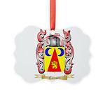Camper Picture Ornament