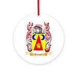Camper Ornament (Round)