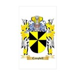 Campbell Sticker (Rectangle 10 pk)