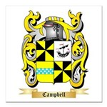 Campbell 2 Square Car Magnet 3