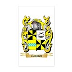 Campbell 2 Sticker (Rectangle)