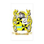Campbell 2 Sticker (Rectangle 10 pk)