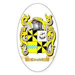 Campbell 2 Sticker (Oval 50 pk)