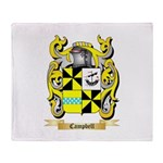 Campbell 2 Throw Blanket