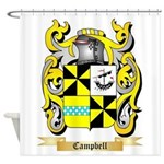 Campbell 2 Shower Curtain