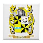 Campbell 2 Tile Coaster