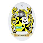 Campbell 2 Ornament (Oval)