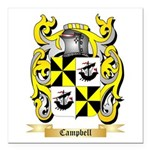 Campbell (Ireland) Square Car Magnet 3