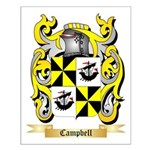 Campbell (Ireland) Small Poster
