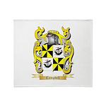 Campbell (Ireland) Throw Blanket