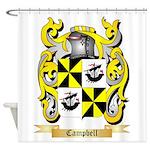 Campbell (Ireland) Shower Curtain