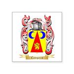 Campazzo Square Sticker 3