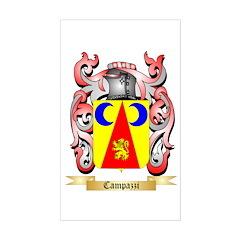 Campazzi Sticker (Rectangle)