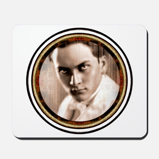 Manly P. Hall Tee Mousepad