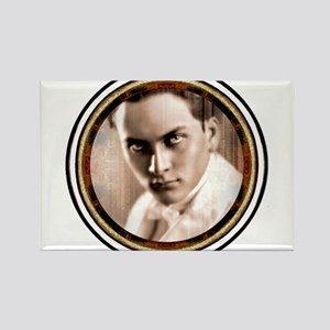 Manly P. Hall Tee Rectangle Magnet