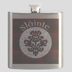 Slainte Celtic Thistle Flask