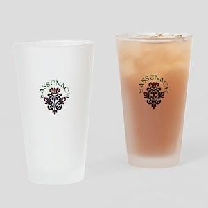 Sassenach Drinking Glass
