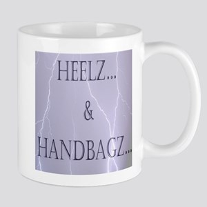 Heelz and Handbagz Mug