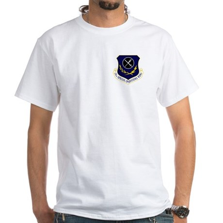 24th SOW White T-Shirt