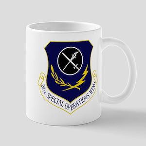 24th SOW Mug