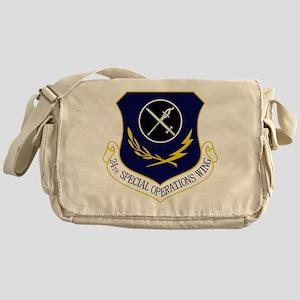 24th SOW Messenger Bag