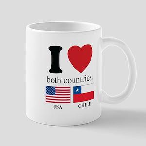 USA-CHILE Mug