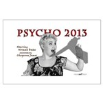 Cheyenne: Psycho 2013 Posters