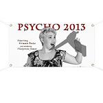 Cheyenne: Psycho 2013 Banner