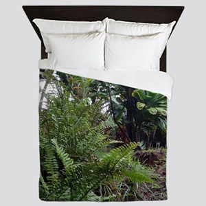 Tropical Jungle 3 Queen Duvet