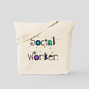 social worker PILLOW 2 Tote Bag