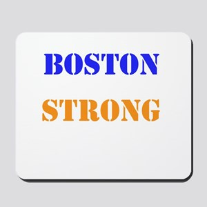 Boston Strong Print Mousepad