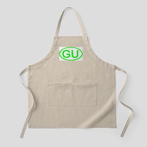GU Oval - Guam BBQ Apron