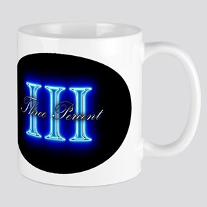 Three Percent Glow Mug