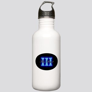Three Percent Glow Water Bottle