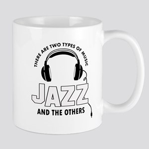 Jazz lover designs Mug