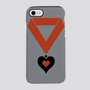 Heart Royal Medallion iPhone 7 Tough Case