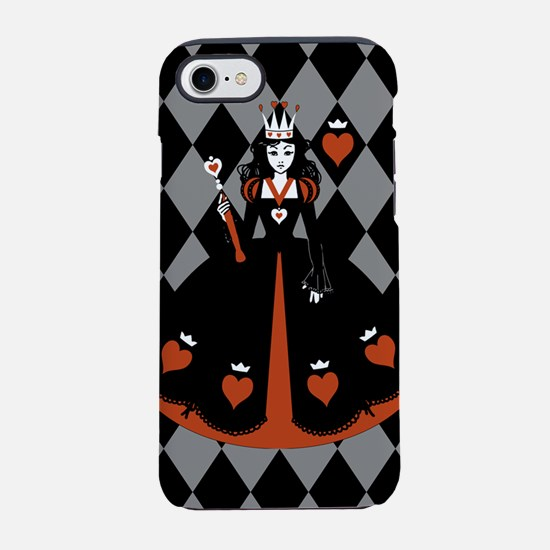 Storybook Queen Of Hearts iPhone 7 Tough Case