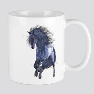 Blue Unicorn 1 Mug