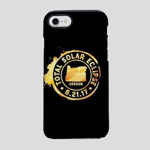 Eclipse Oregon iPhone 7 Tough Case
