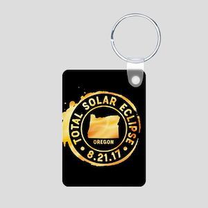 Square/Full Aluminum Photo Keychain