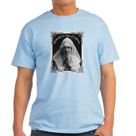 """Desperately in Need of..."" Light T-Shirt"