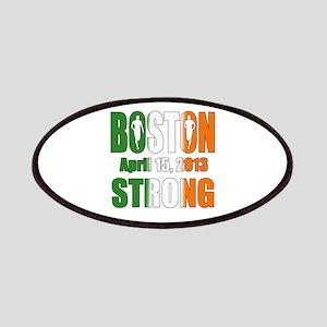 Boston Irish Strong Patches