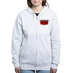 Australian Fighter MMA Women's Zip Hoodie
