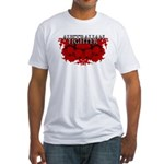 Australian Fighter MMA Fitted T-Shirt