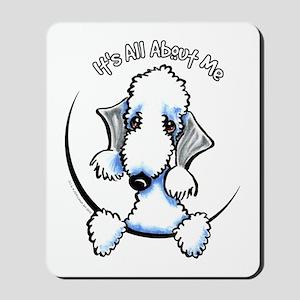 Bedlington Terrier IAAM Mousepad