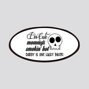 Smokin' Hot Mommy, Lucky Biker Daddy Patches