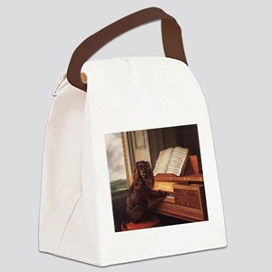Pretty and Talented Canvas Lunch Bag
