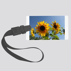 Sunflowers Style 1 Luggage Tag