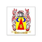 Campassi Square Sticker 3